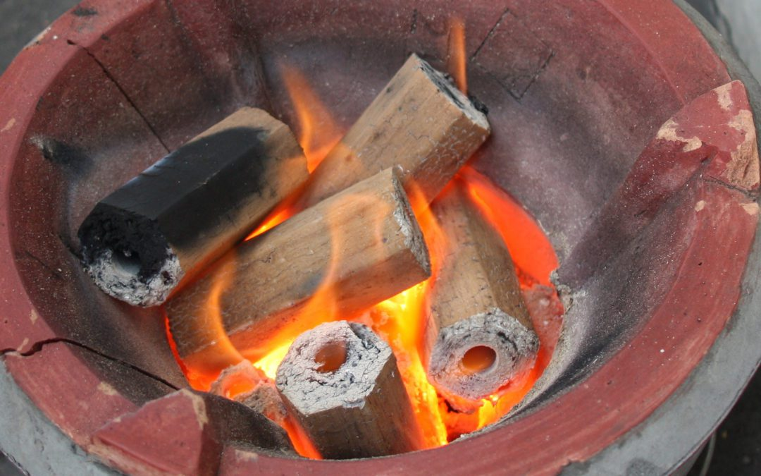 Clean Biomass Briquettes