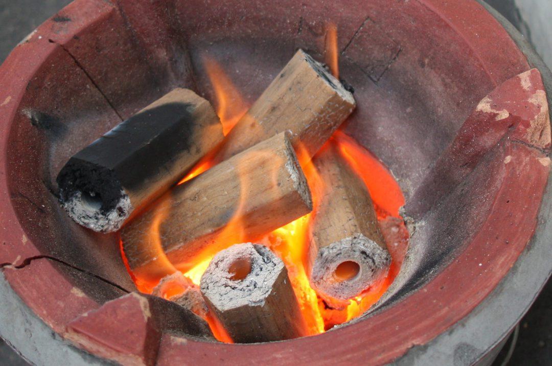 Clean Biomass Briquettes